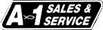 A1 Sales and Service logo